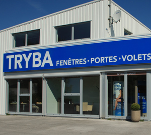 point de vente tryba